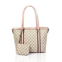 Women Tote Shoulder Bag Large Handle Satchel Handbags PU Leather Shoulder Purse
