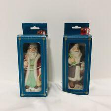Old World Santa Collectibles Holland 1893 Belgium 1908 Prussia 1863 Porcelain  3