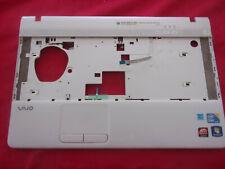 Sony Vaio PCG-71211M Palmrest Top Case Rests Wrists White