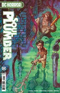 DC Horror Presents Soul Plumber #1 - Bagged & Boarded