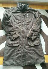wintermantel winter jacke mantel esprit gr. l 40 42 in braun