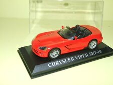 CHRYSLER VIPER SRT-10 Rouge ALTAYA 1:43