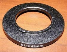 B30 Bay 1 I to 49mm Filter Adapter for Yashicamat Minolta Autocord