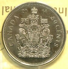 2014 Canada 50 Cents ICCS MS67 #3598