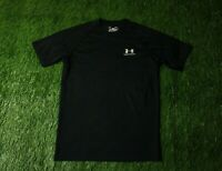 UNDER ARMOUR mens TRAINING COMPRESSION HEATGEAR SHIRT JERSEY ORIGINAL SIZE S