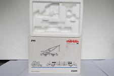 Märklin HO/AC Leerverpackung / OVP 45091 MHI Wagen - Set (AA/626-2R8/1)