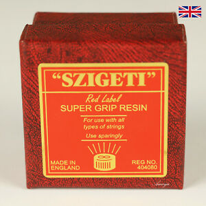 Szigeti 'Red Label' Rosin Violin Viola Cello etc TR80S