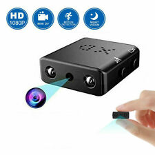 HD 1080P Smallest Mini Hidden Spy Camera Night Vision Motion Security Dash Cam