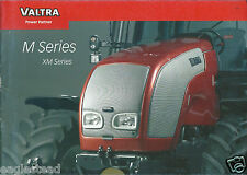 Farm Tractor Brochure - Valtra - M120 XM150 et al - M XM series - 2003 (F4242)