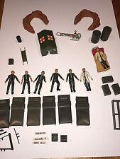 Vintage MASH Action figures, Tristar 1980's LOT of 6 Figures & Accessories