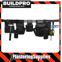 "BuildPro Tool Apron Premium Leather Belt ""The Gladiator"" Tradie LWGLAD"