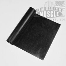 Auto Automotive Masticated Rubber Splash Shield Material 1/8 by SQUARE yard DMT