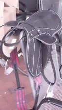 Pony-Reitkissen für Holzpferde mit Zubehör von Busse,Modell DIANA