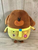 CBeebies Hey Duggee Dog Talking Soft Plush Toy 12 Inches - Great Condition