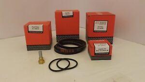 Beta Marine 28,30,35 & 38(Super 5 Series)Genuine Service Kit & Standard 'V' Belt