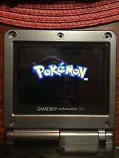 OEM LCD Replacement For Game Boy Advance SP GBA SP AGS-101 AS IS