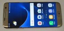 UNLOCKED AT&T Samsung Galaxy S7 Edge 32GB SM-G935A 4G LTE Gold GSM Android Phone