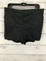 Swimsuits For All Women's Shorts Swimwear Black Size 16 NEW