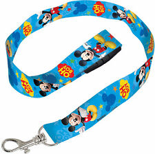 Disney Mickey Mouse Birthday Party Supplies Mickey  Mouse Lanyard
