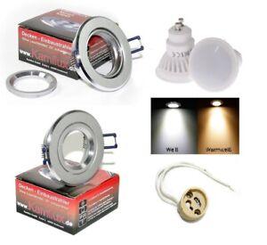 DEL Plafonnier Installation projecteur Lenard 230 V gu10 5 W = 50 W SMD