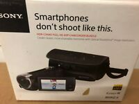 Sony Handycam HDR-CX440 Full HD Digital Video Camera Camcorder + FREE CASE