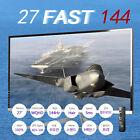 New Crossover 27 FAST 144 DP HDMI AH-VA 144Hz 2560x1440 Monitor+Remote