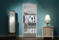 Door Mural made for Swarovski Shop View Wall Stickers Decal Wallpaper 108