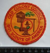 Scout Badges / Patches  - OLD COLONY COUNCIL BOY SCOUTS OF AMERICA