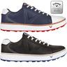 Callaway Golf  Men's Delmar Retro Golf Shoes - spikeless leather waterproof M559