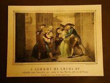 I lenoni di Re Luigi XV di Francia Misteri Vita dei Borbone La Cecilia Anno 1859