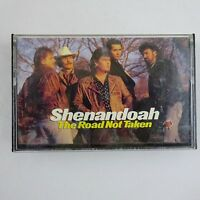 Shenandoah Cassette The Road Not Taken