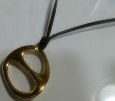 Fossil Modeschmuck-Halsketten & -Anhänger aus Leder