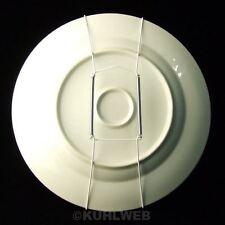 Sammel- & Zierteller aus Porzellan mit Platte