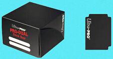 Ultra Pro Dual Deck Box 180 Count Yugioh, Magic, Vanguard Black