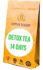 Fat Burn Tea 14 Day TEATOX  Weight loss, Detox, Diet, Slimming* Multi Herb Blend