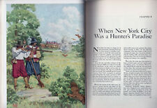 1959 STORY AMERICAN HUNTING FIREARMS Outdoor Life HISTORY Rifles WEAPONS Guns