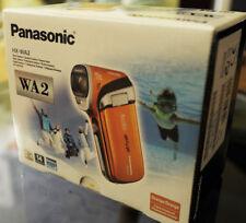 Panasonic HX-WA 2 HD waterproof Video camera and stills camera bag