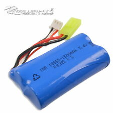 Li-Ion Batteria 7.4v 1500mah MINI TAMIYA Amewi S-TRACK v2
