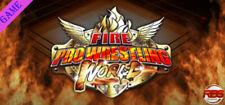 Fire Pro Wrestling World PC Steam Global Multi Digital Download Region Free