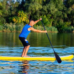 SUP Paddle Carbon Fiber Adjustable Solid Durable Oar Stand Up Kayak Canoe Boards