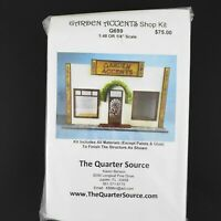 "Karen Benson Miniatures 1:48 or 1//4/"" Scale Q412 Victorian Hall Stand Kit"