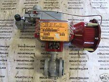 MASONEILAN V-MAX 1-1/2'' STEEL CL150 BALL VALVE 33-36225 w/ VALVE POSITIONER NEW