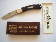 SCHRADE USA 30T BEARHEAD LOCKBACK OLD TIMER  KNIFE