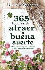 365 formas de atraer la buena suerte (Spanish Edition)-ExLibrary