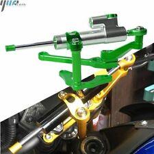 Damper Kawasaki Z900 2017 2018 Motorcycle Aluminium Steering Stabilizer Mounting