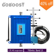 Signal Booster 4G LTE Band13 700MHz phone Amplifier repeater 70db Full band kit