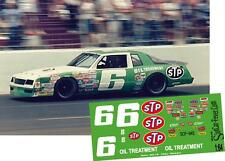 CD_943 #6 Richard Petty   STP Chevy  1:32 Scale DECALS