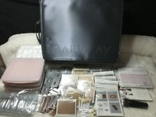 Mary Kay Black Consultant Sample Product Bag Case Tote w/ Makeup & More