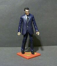 "Custom figure of  DC Movie Masters  ""CLARK KENT""  Henry Cavill  JUSTICE LEAGUE"