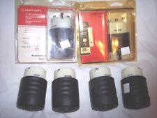 1- Heavy Duty Pass & Seymour Plug L620CCCV3 Female Plug 20A 125/250V Plug L6-20R